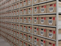 Business File Boxes