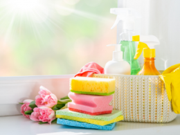 Cleaners for cleaning your storage unit