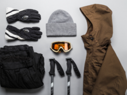 Winter Clothing and ski gear